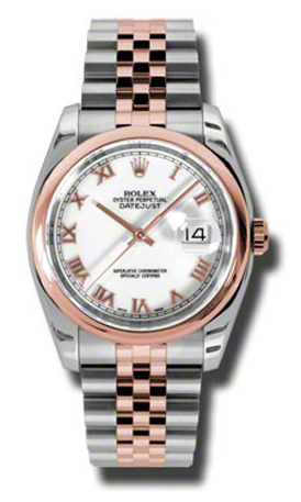 Rolex 116201 wrj Oyster Perpetual Datejust Watches 36mm