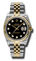 Rolex 116233 bkdj Oyster Perpetual Datejust Watches 36mm