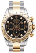 Rolex Daytona Steel and Gold 116523 BKD