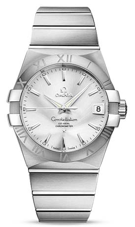Omega 123.10.38.21.02.001 Constellation Omega Co-Axial 38 мм