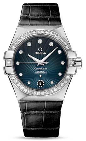 Omega 123.18.35.20.56.001 Constellation Co-Axial 35 mm