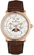 Blancpain Villeret CHRONOGRAPHE MONOPOUSSOIR Single Pusher Chronograph Complete Calendar 6685-3642-55B