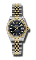 Rolex 179173 bksj Oyster Perpetual Lady Datejust Watches 26mm