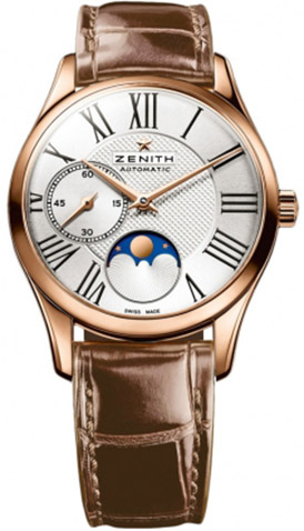 Zenith 18.2310.692/02.c709 Class Elite Lady Ultra Thin Moonphase