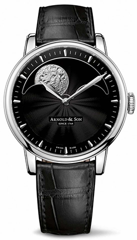 Arnold & Son Royal Collection HM Perpetual Moon 1GLAS.B01A.C122S