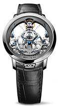 Arnold & Son Instrument Collection Time Pyramid 1TPAS.S01A.C124S