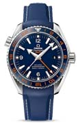 Omega 232.32.44.22.03.001 Seamaster Planet Ocean GMT 600M