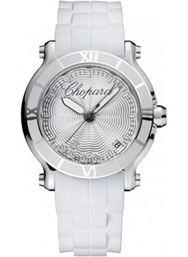 Chopard 278551-3001 Happy Diamonds Happy Sport Medium