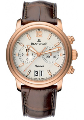 Blancpain. 2885F-36B42-53B. Men's Grand Date Flyback Chronograph