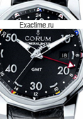 Corum. 383-330-20-0F81-AN12 Admirals Cup GMT. LIMITED EDITION OF 2000 PIECES