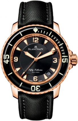 Blancpain 5015-3630-52 Fifty Fathoms Automatic