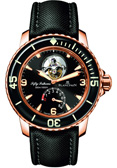 Blancpain. 5025-3630-52. Tourbillon Fifty Fathoms
