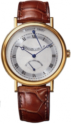 Breguet  5207BA/12/9V6 Classique Retrograde Seconds