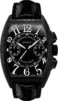 Franck Muller Black Croco 8880 CC AT BLK CRO