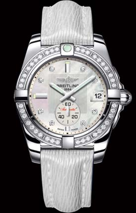 Breitling A3733053/A717 Galactic 36 Automatic Ladies Watch