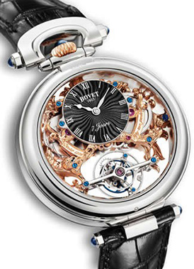 Bovet Grandes Complications Amadeo Fleurier 44 Amadeo Skeleton AIFSQ015