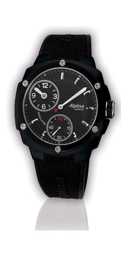 Alpina  AL-650LBBB5FBAE6 Avalanche Extreme Regulator - Double Black