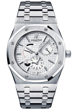 Audemars Piguet 26120st.oo.1220st.01	Royal Oak Dual Time Power Reserve