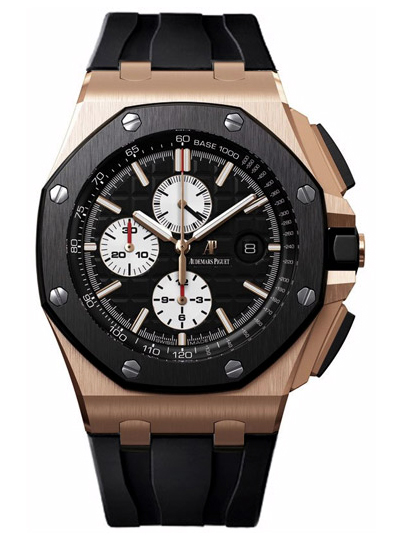 Audemars Piguet 26400RO.OO.A002CA.01 Royal Oak Offshore Mens Wristwatch