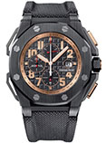 Audemars Piguet  26378IO.OO.A001KE.01 Royal Oak Offshore Chronograph ARNOLD SCHWARZENEGGER THE LEGACY