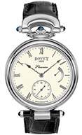 Bovet Fleurier 43 Amadeo Steel AS43001
