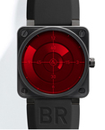 Bell & Ross Aviation BR 01-92 Automatic BR 01-92 Red Radar