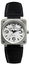 Bell&Ross BR01-92.Style #:BR01-92-WD-B-V-27