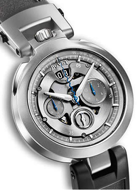 Bovet Complications Amadeo 45 Chronograph Cambiano CHPIN009