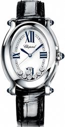 CHOPARD. Style #: 278937-3005. Happy Sport Oval