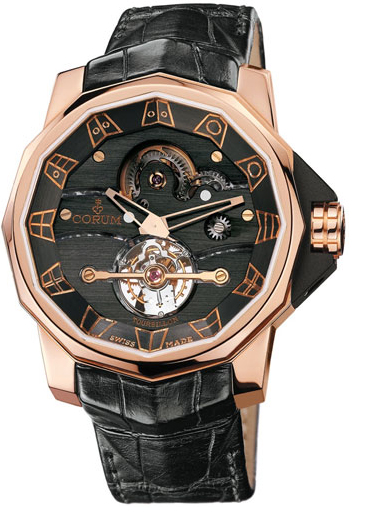 Corum Admirals 372-931-55-0F01-0000 Cup 48 Tourbillon