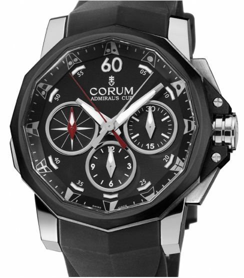 Corum 986.581.98/F371A  Admiral's Cup Challenge 44mm Split Chronograph