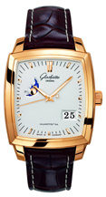 Glashutte Original 39-41-51-51-04 Senator Karree Panorama Date with Moon Phase