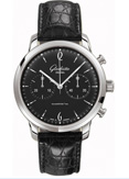Glashutte Original 39-34-02-22-04 Senator Sixties Chronograph