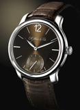 H. Moser & Cie 321.503-016 Mayu Marrone 18kt White Gold