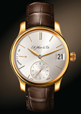 H. Moser & Cie 341.501-004 Moser Perpetual 1 18kt Rose Gold