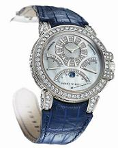 Harry Winston. Style #:400/MCRA44WL.MD/D3.1  Ocean. Белые бриллианты 6.65 карата.