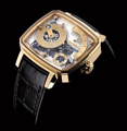 Hautlence HL01 Yellow gold Limited Edition to 88 exemplaires