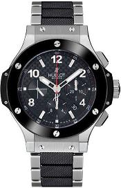 Hublot. Style # : 301.SB.131.SB. Big Bang Mens Watch.