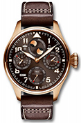 IWC IW502617 Big Pilot Perpetual Saint-Exupery Mens Wristwatch