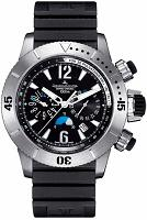 JAEGER LECOULTRE. Style #: Q186T670  MASTER COMPRESSOR DIVING CHRONO