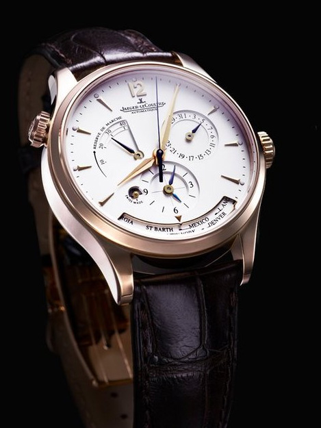 Jaeger LeCoultre  Q1422421 Master  Geographic Модель 2011 года