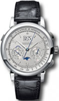 A. Lange & Sohne. 410.025.Datograph Perpetual