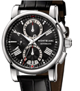 Montblanc 102377 Star Chronograph GMT Automatic