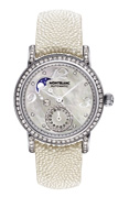 MONTBLANC 101626 STAR AUTOMATIC MOONPHASE UNISEX. 60 белых бриллиантов