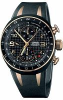 ORIS. Style #: 677 7590 77 64 RS. Williams TT3 CHRONOGRAPH