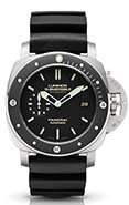 Officine Panerai Luminor Submersible 1950 Amagnetic 3 Days Automatic Titanio PAM00389