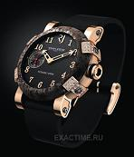 Romain Jerome. Style # : Titanic DNA EXTRIM  T.OXY3.2222.11.BB.  Rusted Steel T-Oxy III  Лимитированный выпуск 2012 шт.!!!