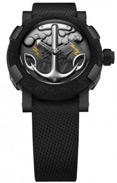 Romain Jerome Capsules TATTOO BLACK YELLOW RJ.T.AU.TT.002.01