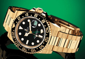 ROLEX 116718-BKSO MASTER II  AUTOMATIC GMT