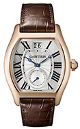 Cartier Tortue Large Mens W1556234